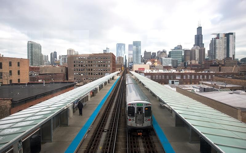 Easy Access transit in Chicago, IL